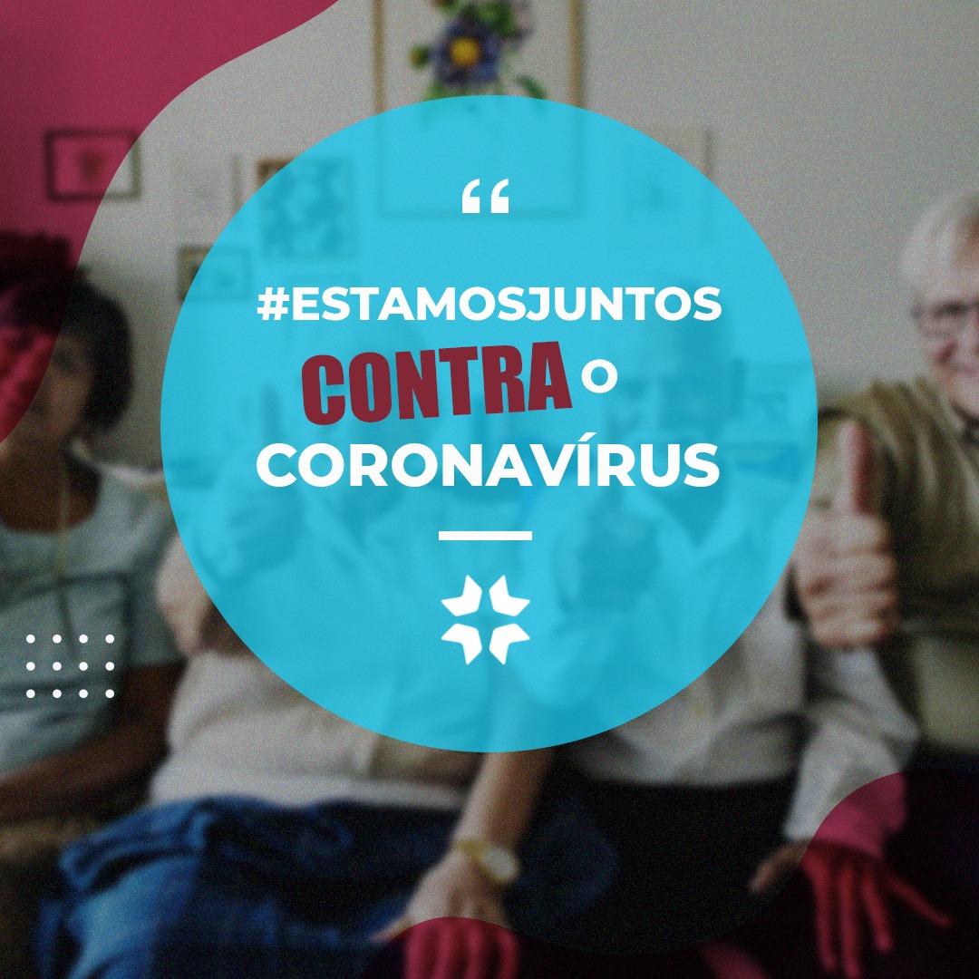 ALERTA! Coronavírus: afasta, isola e RECONECTA a humanidade